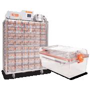 BCU-2™ SEALED NEGATIVE PRESSURE IVC
