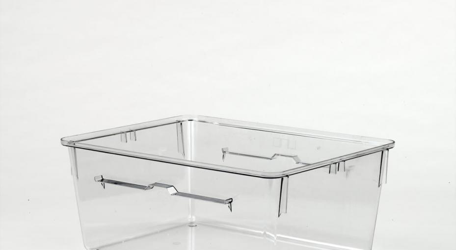 Plastové klece pro laboratorní zvířata