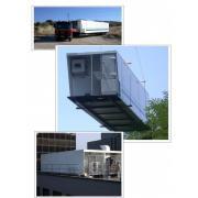 Biomodules - kontejner pro chov laboratorních zvířat